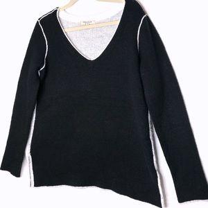 Free Generation oversized V-Neck Sweater